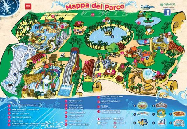 I 10 parchi divertimento migliori d'Italia secondo Trip Advisor-10